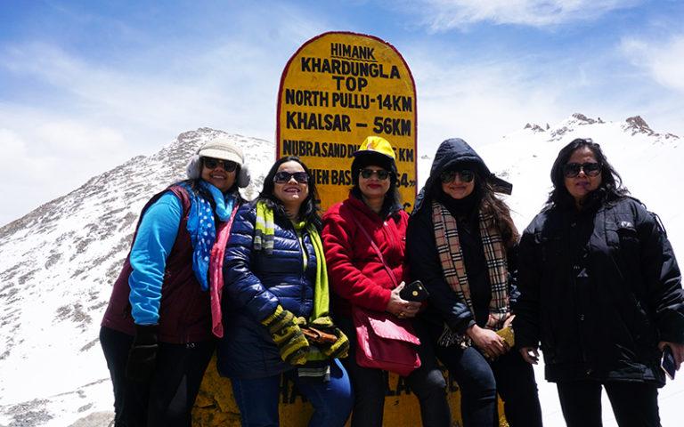 Alluring Ladakh with Airfare