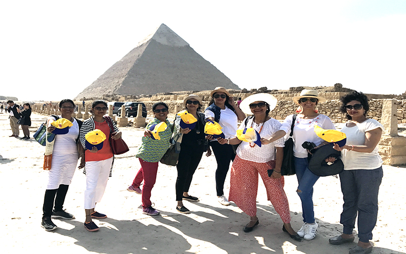 Women Only Tours to Egypt