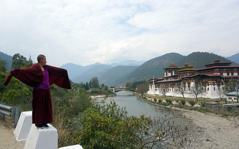 Road trip to Majestic Bhutan