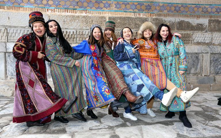 Uzbekistan- The Ancient Silk Route