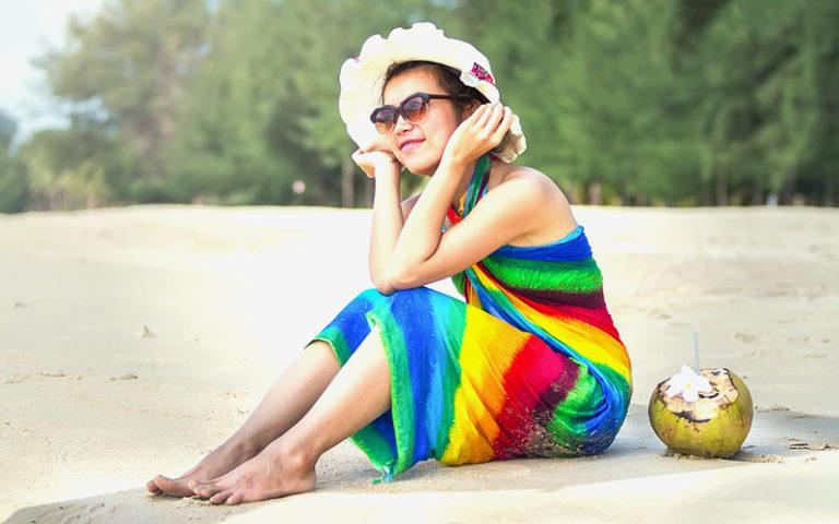 Let's get all Beach-Y in Bali