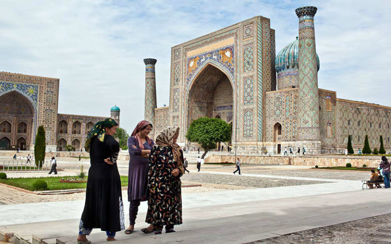 Uzbekistan:Heart of Silk Road!